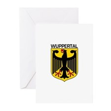Wuppertal, Germany Greeting Cards (Pk of 10)