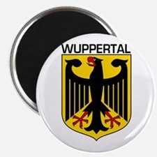 """Wuppertal, Germany 2.25"""" Magnet (10 pack)"""