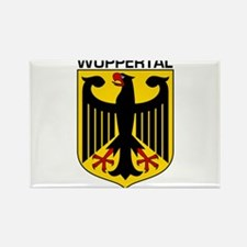 Wuppertal, Germany Rectangle Magnet (100 pack)