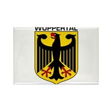 Wuppertal, Germany Rectangle Magnet (10 pack)