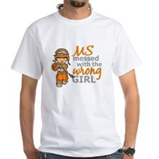 Combat Girl MS Shirt