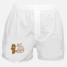Combat Girl MS Boxer Shorts