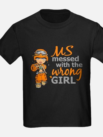Combat Girl MS T