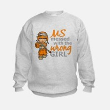 Combat Girl MS Sweatshirt