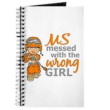 Combat Girl MS Journal