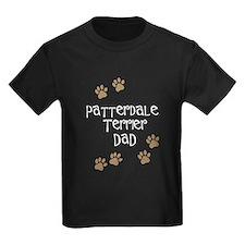 Patterdale Terrier Dad white T-Shirt