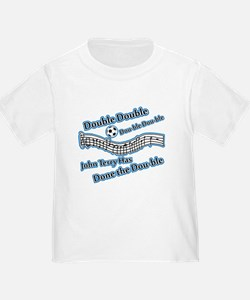 Double Double John Terry Chant - Chelsea FC T-Shir