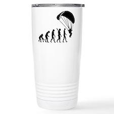 Evolution Skydiving Travel Mug