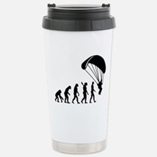Evolution Skydiving Travel Mug