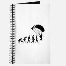 Evolution Skydiving Journal