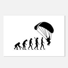 Evolution Skydiving Postcards (Package of 8)
