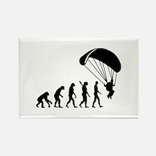 Evolution Skydiving Rectangle Magnet