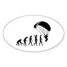 Evolution Skydiving Decal
