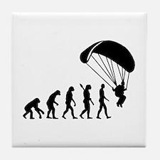 Evolution Skydiving Tile Coaster