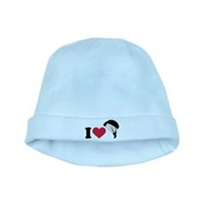 I love Sky diving baby hat