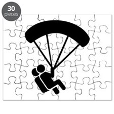 Skydiving tandem Puzzle