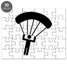 Skydiving icon Puzzle