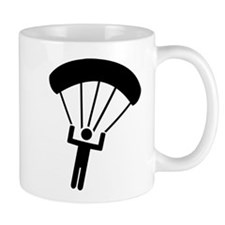 Skydiving icon Mug