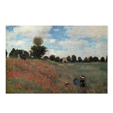 A Field of Poppies Postcards (Package of 8)