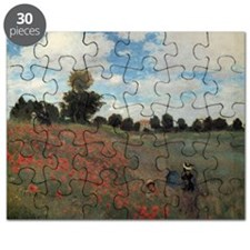 A Field of Poppies Puzzle