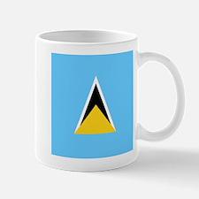 Flag of Saint Lucia Mugs