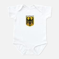 Stuttgart, Germany Infant Bodysuit