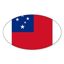 Flag of Samoa Decal