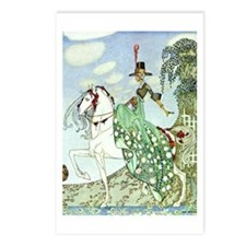 PRINCESS MINON MINETTE Postcards (Package of 8)