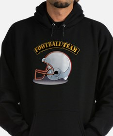 Football Team Hoodie (dark)