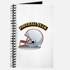 Football Team Journal