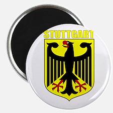 """Stuttgart, Germany 2.25"""" Magnet (100 pack)"""