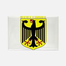 Stuttgart, Germany Rectangle Magnet (100 pack)