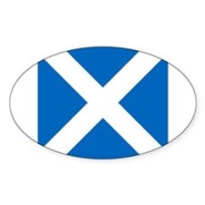 Flag of Scotland Decal