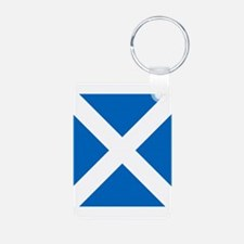 Flag of Scotland Keychains
