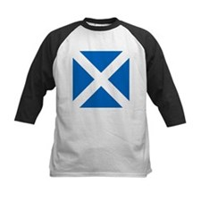 Flag of Scotland Baseball Jersey