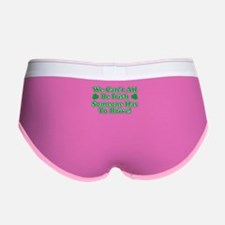 Cant All Be Irish Drive Women's Boy Brief
