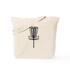 Disc Golf Basket Tote Bag