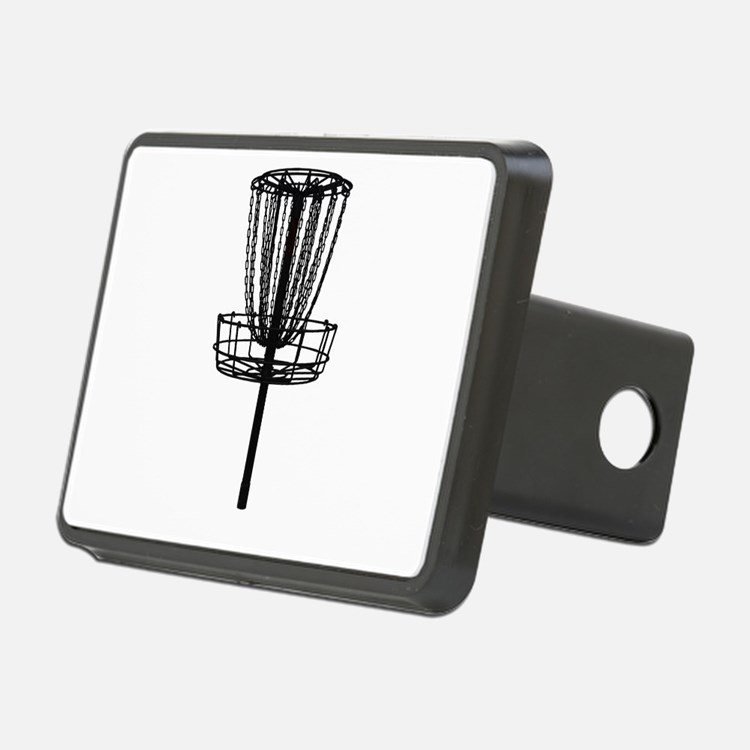 Disc Golf Basket Hitch Cover
