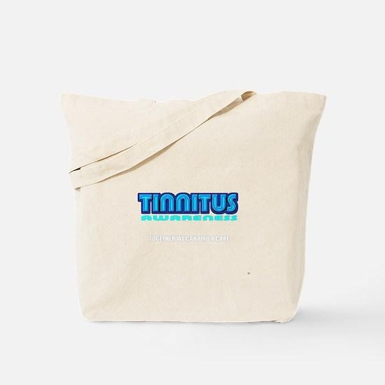 Tinnitus Tote Bag