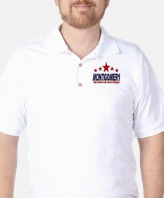 Montgomery The Fight For Civil Rights Golf Shirt