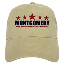Montgomery The Fight For Civil Rights Baseball Cap