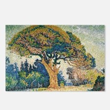 Pine Tree at Saint-Tropez Postcards (Package of 8)