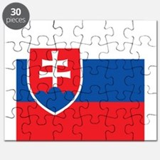 Flag of Slovakia Puzzle