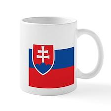 Flag of Slovakia Mugs