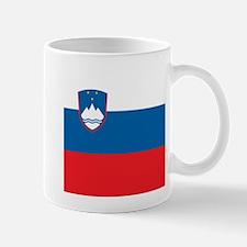 Flag of Slovenia Mugs
