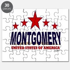 Montgomery U.S.A. Puzzle
