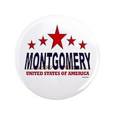 "Montgomery U.S.A. 3.5"" Button"