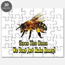 Save The Honey Bees Puzzle