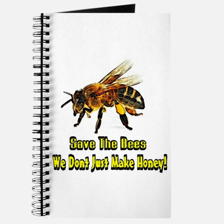 Save The Honey Bees Journal