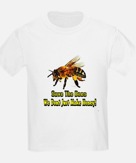 Save The Honey Bees T-Shirt